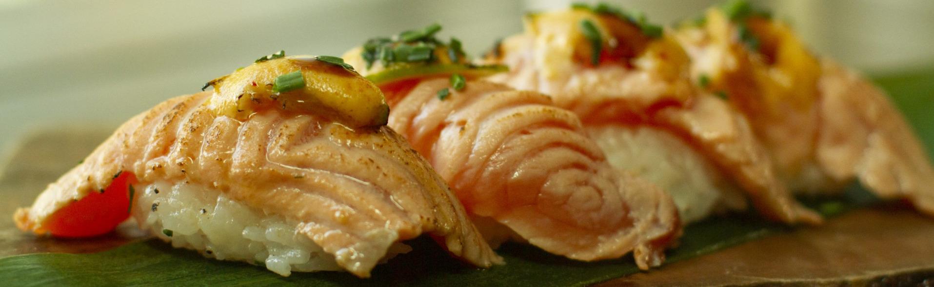 Imagen Slideshow Sushi