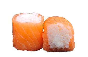 Salmón Cheese Roll