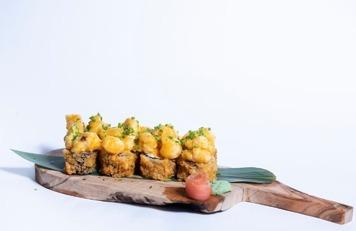 Crunchy Ebi Tempura