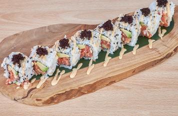 Spicy Tuna Tartar Roll