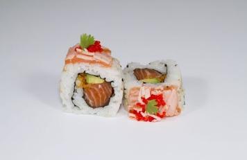 Salmón Chili Roll